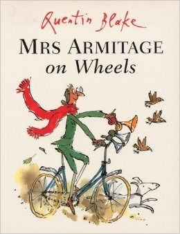 Mrs Armitage On Wheels